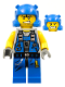 Minifig No: pm010  Name: Power Miner - Rex