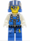 Minifig No: pm019  Name: Power Miner - Brains, Visor