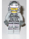 Minifig No: pm031  Name: Power Miner - Duke, Gray Outfit