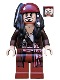 Minifig No: poc034  Name: Captain Jack Sparrow with Jacket