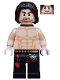 Minifig No: pop007  Name: Dastan - Shirtless, Scabbard