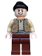 Minifig No: pop008  Name: Ostrich Jockey