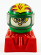 Minifig No: rac077  Name: Maverick Storm