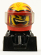 Minifig No: rac079  Name: Red Bullet