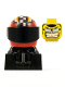 Minifig No: rac084  Name: Red Monster