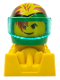 Minifig No: rac088  Name: Maverick Sprinter