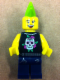 Minifig No: rb001  Name: Rock Band Drummer