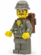 Minifig No: rck007  Name: Docs - Backpack