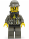Minifig No: rck010  Name: Docs - Black Hips