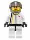 Minifig No: sc003  Name: McLaren Race Car Driver