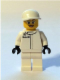 Minifig No: sc006  Name: McLaren Mercedes Pit Crew Member, Female