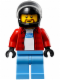 Minifig No: sc019  Name: Ford Model A Hot Rod Driver
