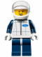 Minifig No: sc022  Name: Ford Mustang GT Driver