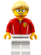 Minifig No: sc049  Name: Ferrari Engineer - Female