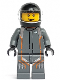 Minifig No: sc069  Name: McLaren Senna Race Car Driver