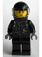 Minifig No: sc070  Name: Mini Cooper S Rally Driver, Female