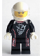 Minifig No: sc076  Name: 2018 Dodge Challenger SRT Demon Driver, Female