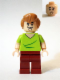 Minifig No: scd003  Name: Shaggy Rogers - Open Mouth Grin