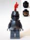 Minifig No: scd006  Name: Black Knight / Mr. Wickles