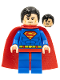 Minifig No: sh003a  Name: Superman - Spongy Soft Knit Cape