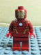 Minifig No: sh027  Name: Iron Man (Toy Fair 2012 Exclusive)