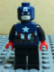 Minifig No: sh028  Name: Captain America (Toy Fair 2012 Exclusive)