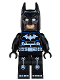 Minifig No: sh046  Name: Batman - Electro Suit