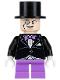 Minifig No: sh060  Name: The Penguin