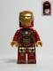 Minifig No: sh072  Name: Iron Man