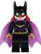 Minifig No: sh092  Name: Batgirl, Lavender Cape