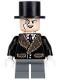 Minifig No: sh096  Name: The Penguin - Fur Collar