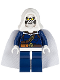 Minifig No: sh100  Name: Taskmaster - White Cape and Hood