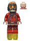 Minifig No: sh123  Name: Star-Lord - Mask, Jacket with Side Buttons