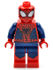 Minifig No: sh139  Name: Spider-Man - Red Lower Legs (San Diego Comic-Con 2013 Exclusive)