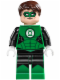 Minifig No: sh145  Name: Green Lantern - White Hands