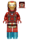 Minifig No: sh167  Name: Iron Man Mark 43 Armor