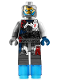 Minifig No: sh169  Name: Ultron MK1