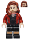 Minifig No: sh174  Name: Scarlet Witch