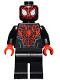 Minifig No: sh190  Name: Spider-Man (Miles Morales)