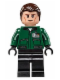 Minifig No: sh224  Name: LexCorp Henchman 1 - Black Legs