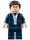 Minifig No: sh235  Name: Bruce Wayne - Ascot and Button Down Shirt