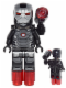 Minifig No: sh258  Name: War Machine - with Shooter