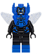 Minifig No: sh278  Name: Blue Beetle