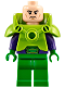 Minifig No: sh292  Name: Lex Luthor - Battle Armor, Green Legs