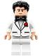 Minifig No: sh308  Name: Bruce Wayne - White Tuxedo