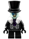 Minifig No: sh314  Name: The Penguin - White Fur Collar