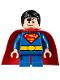 Minifig No: sh348  Name: Superman - Short Legs