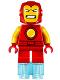 Minifig No: sh362  Name: Iron Man - Short Legs
