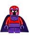 Minifig No: sh365  Name: Magneto - Short Legs