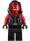 Minifig No: sh372  Name: Red She-Hulk